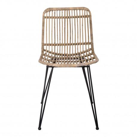 Silla Rattan Calonge Sillas modernas de diseño