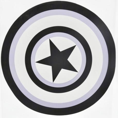 Alfombra circular vinílica star Alfombras