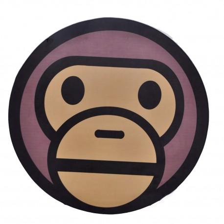 Alfombra circular vinílica monkey Alfombras