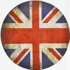 Alfombra circular vinílica UK Alfombras