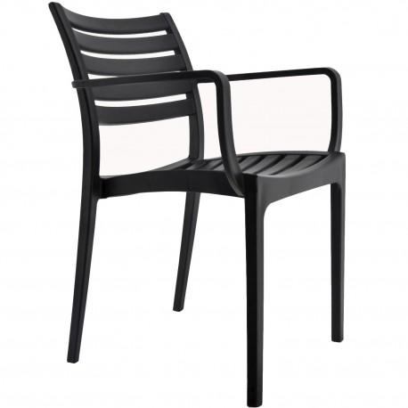 Silla exterior sierra Negra Sillas modernas de diseño