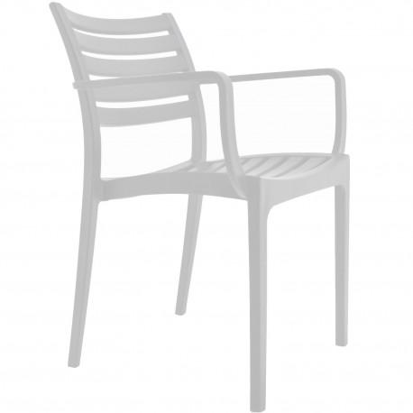 Silla exterior sierra Blanca Sillas modernas de diseño