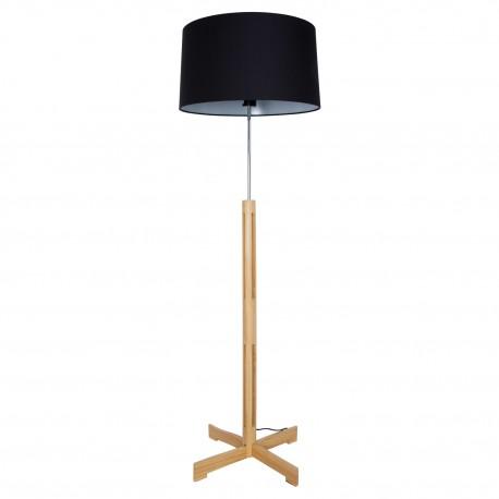 Lámpara de Pie Mia Negra LAMPARAS