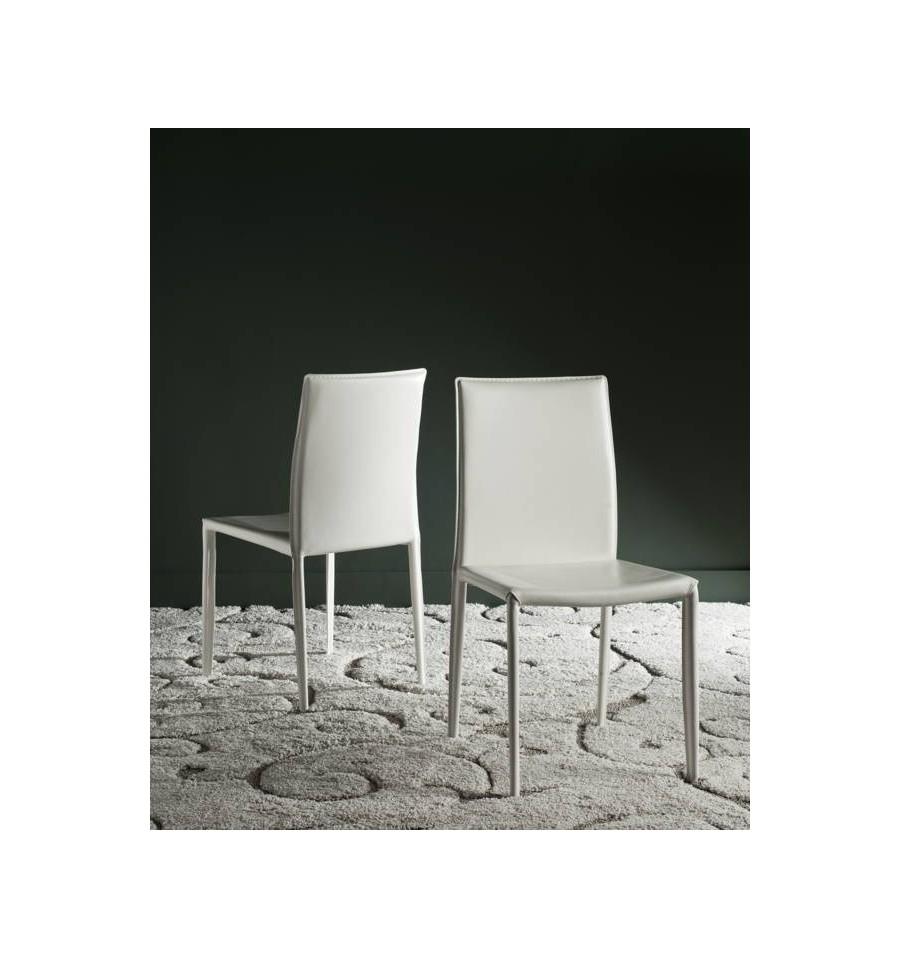 Silla moderna de dise o caleb accent chair set of 2 48 - Silla moderna diseno ...