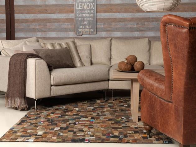 C mo decorar con alfombras for Alfombras estilo escandinavo