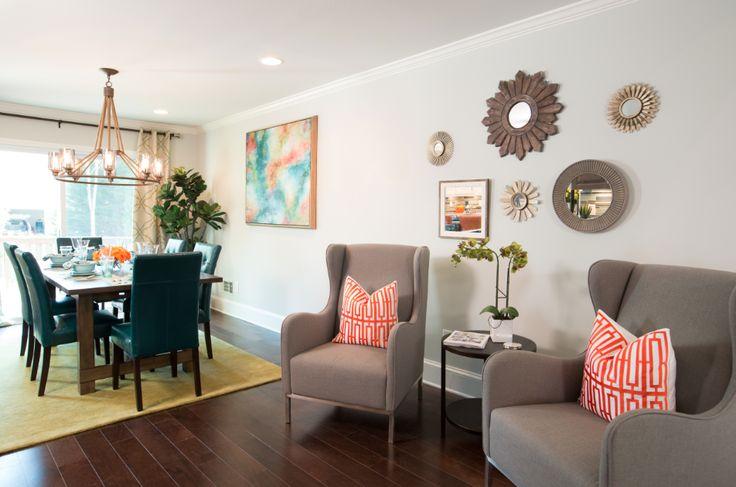 Los imprescindibles de los gemelos scott si compraran en for Property brothers dining room designs