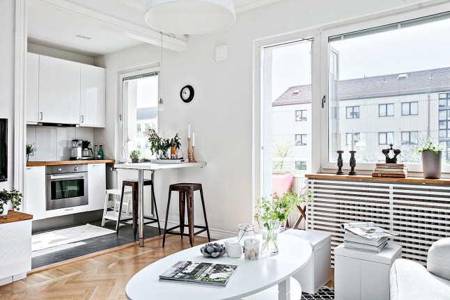 Peque os grandes lofts c mo decorarlos para ganar espacio - Decoracion loft pequeno ...