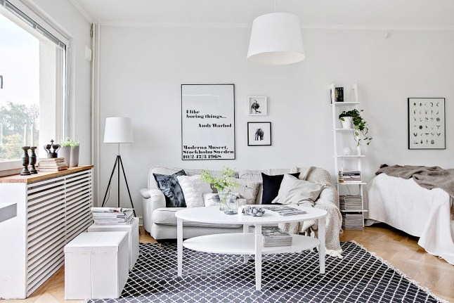 Decoracion de lofts pequeos decoracin en pequeos espacios for Decoracion de loft pequenos