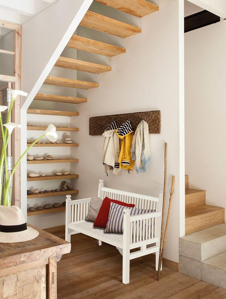 Decorar escaleras step by step pasos de inspiraci n for Escaleras metalicas pequenas