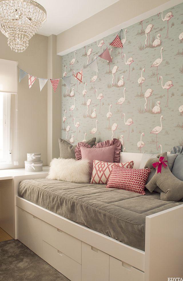 Empap la t ideas locas para que tus paredes hablen - Papeles pintados juveniles ...