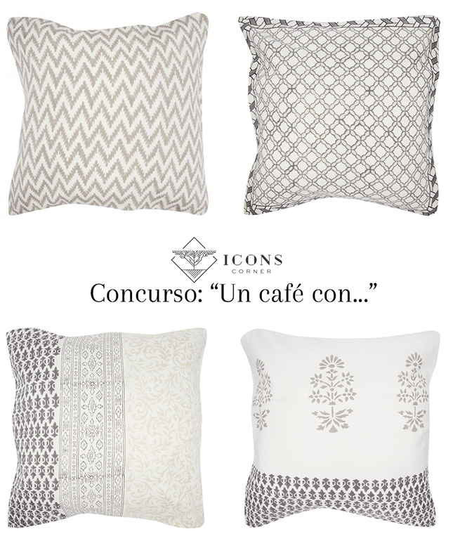 Concurso Instagram Un Café con Iconscorner