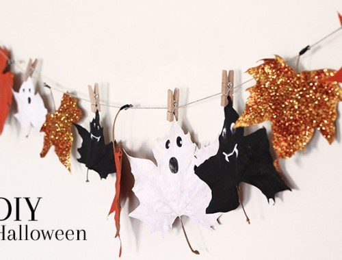 DIY Halloween-Decoración Iconscorner