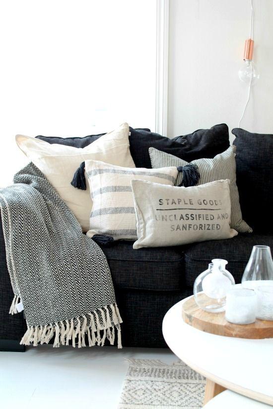 Cozy living deco slow muere de relax este invierno con for Insider design pillow