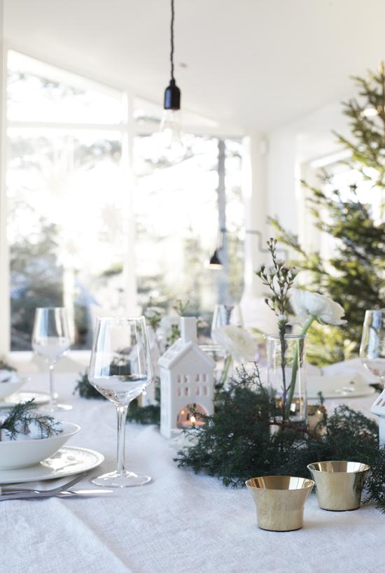 decoracin navidad ideas estilo nrdico