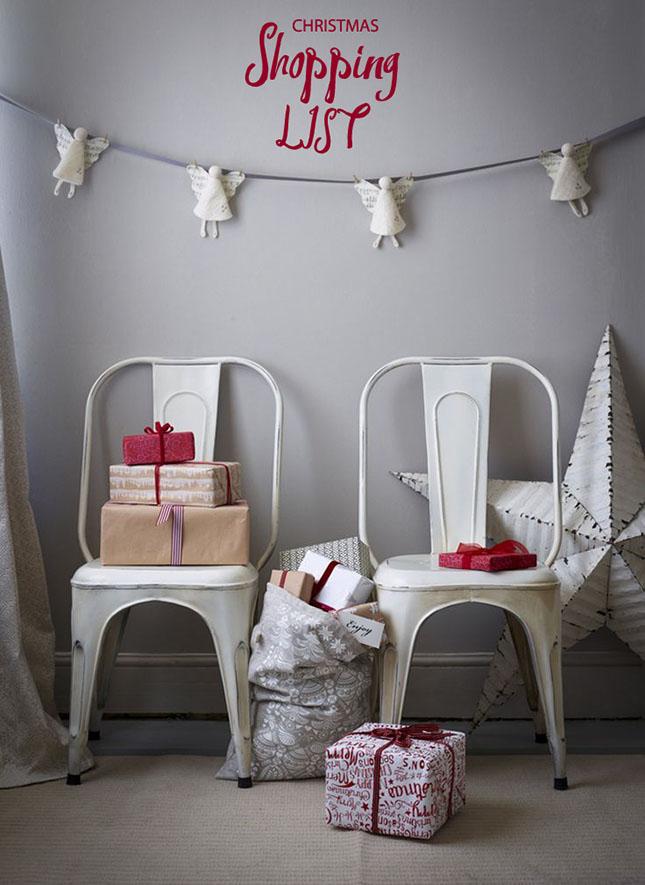 Regalos para Navidad decoración interiorismo IconsCorner