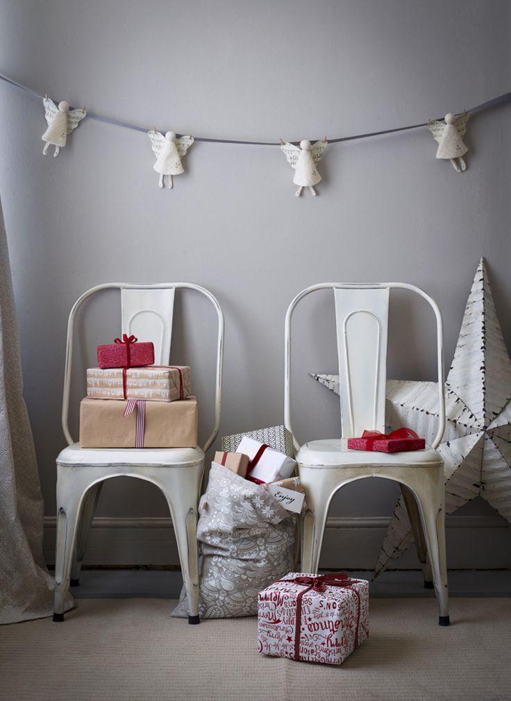 Tips para decorar sillas esta navidad deco merry christmas for Tips de decoracion