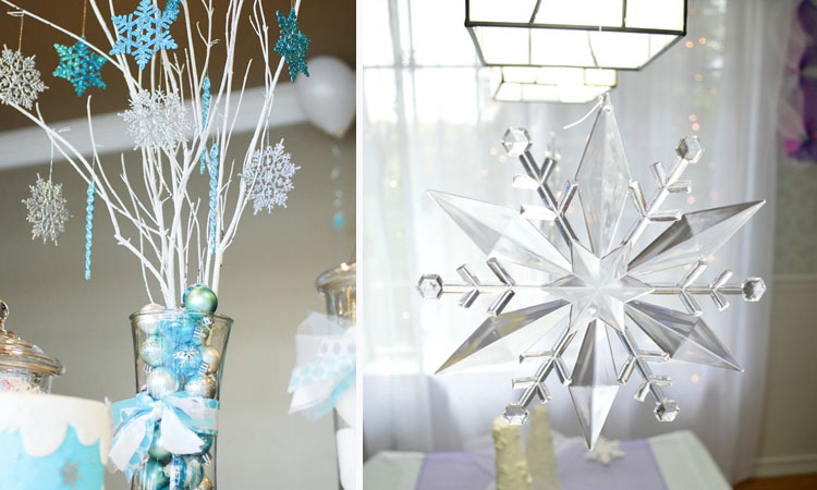 Decoración FROZEN: Congela tu decoración. Let it go!