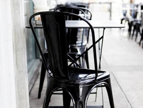 Guía silla Tolix decoración interiorismo