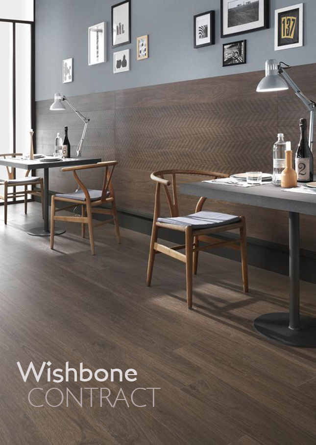 Wishbone Contract Calidez Y Estilo En Espacios Comerciales