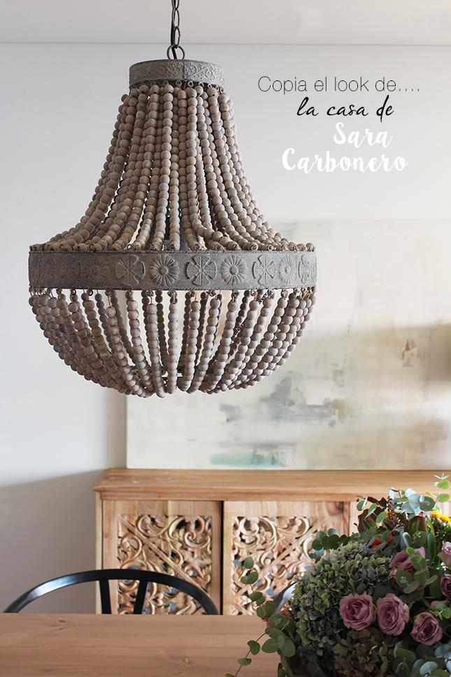 Copia el look de la casa en Oporto de Sara Carbonero decoración IconsCorner