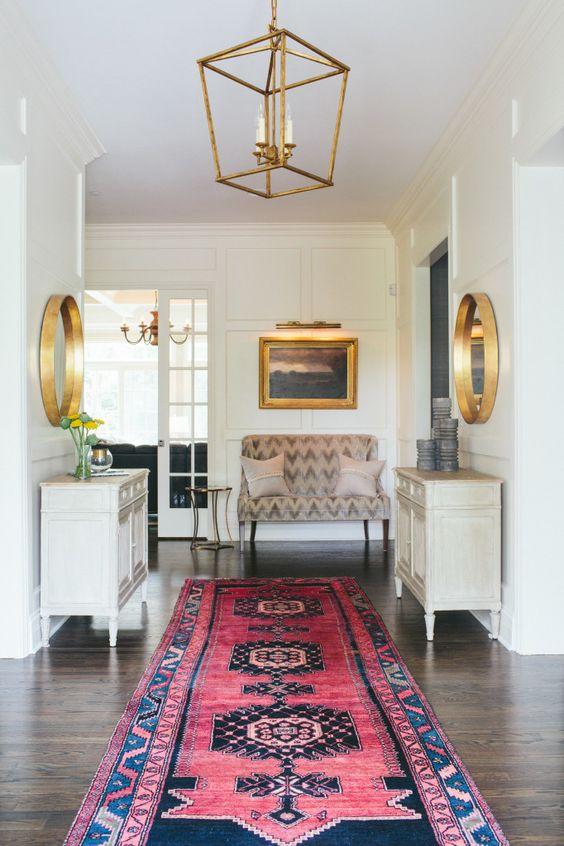 Una alfombra para cada pasillo complementa tu mood - Alfombras pasillo online ...