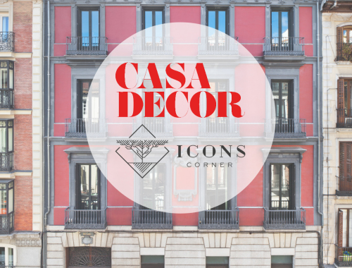 Casa Decor IconsCorner decoracion interiorismo