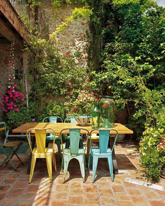 Especial terrazas 2016 planifica tu vida al exterior - Fuentes para terrazas ...