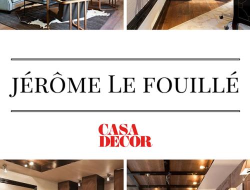 Casa Decor 2016 Jerome Le Fouille decoracion interiorismo IconsCorner