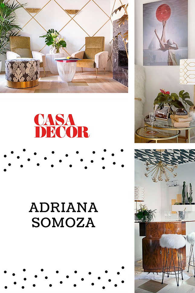 Casa Decor Madrid 2016 Adriana Somoza interiorismo