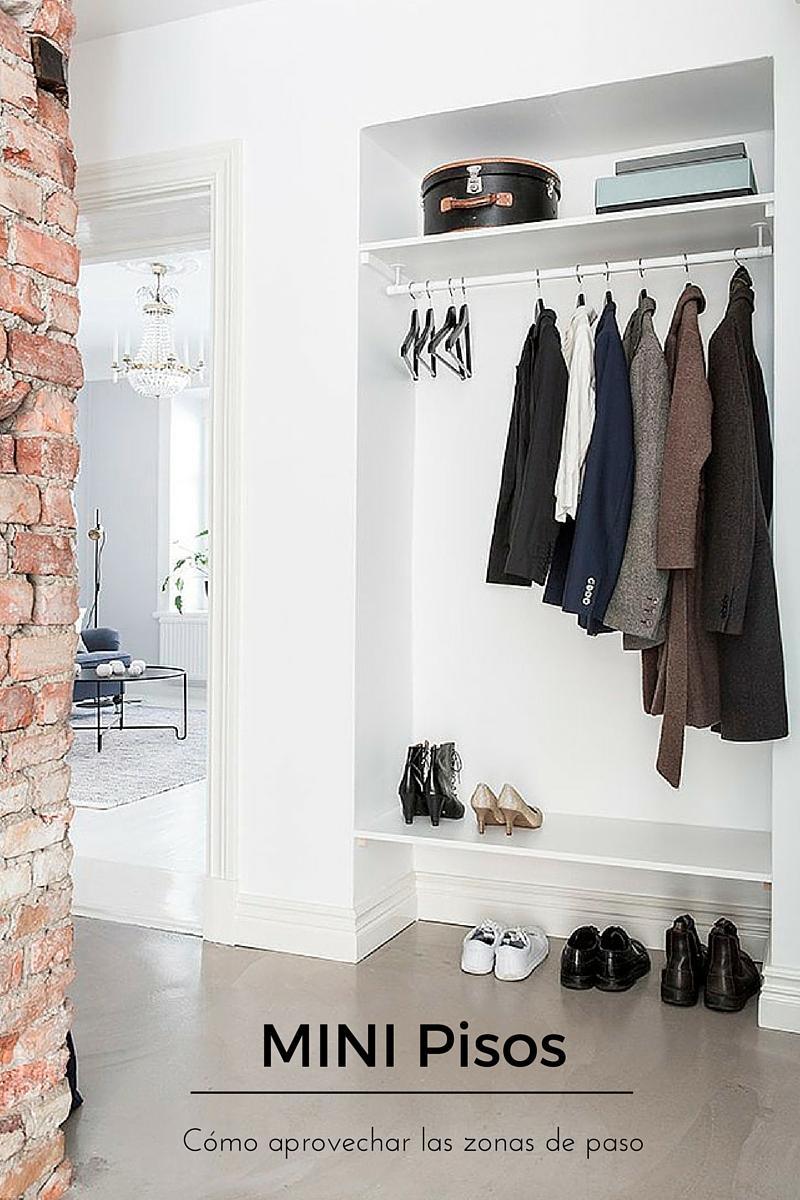 Mini pisos como aprovechar las zonas de paso IconsCorner