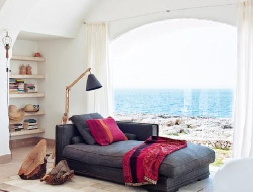 Decoración casas de playa