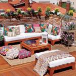 Ideas decoración terrazas 14