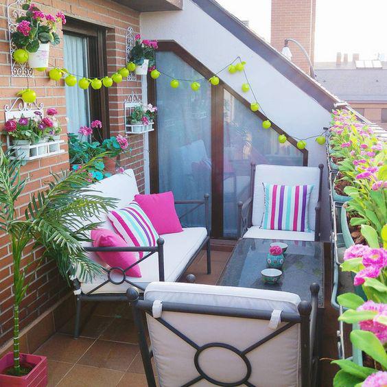 Terraceo perfecto 7 claves para darles un toque fresh for Terraza terraza decoracion