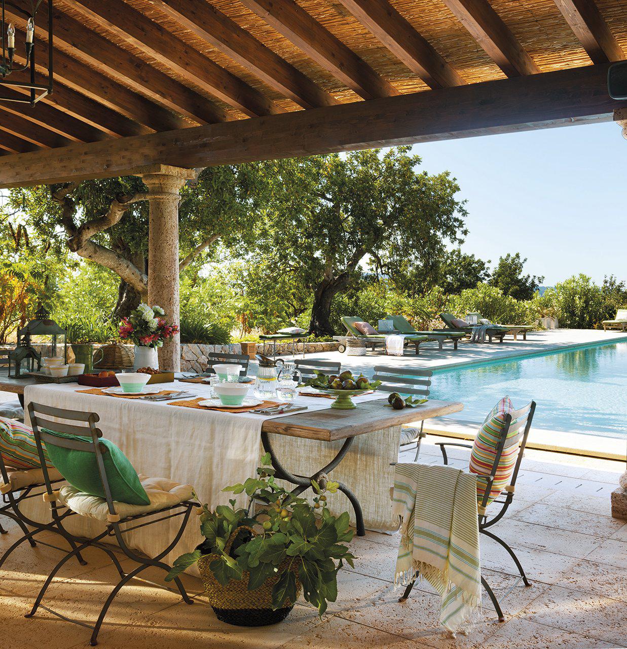 piscinas chill out. ideas top para un verano de 10