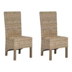 Silla de madera Sebastian Side Chair IconsCorner