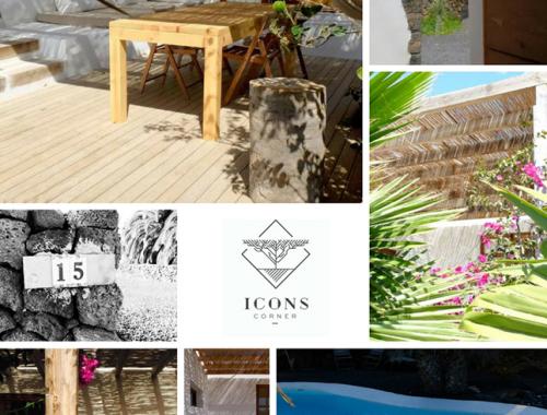 Casa Selfmade en Fuerteventura, decoracion DIY IconsCorner