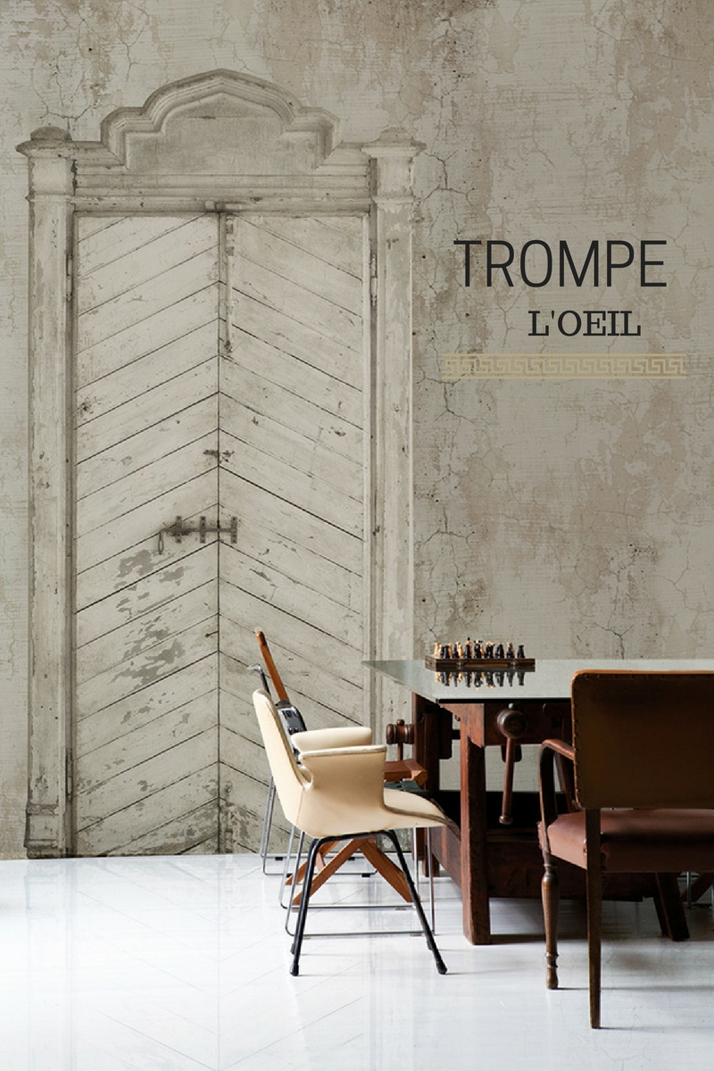 Decoracion Tompe LOeil