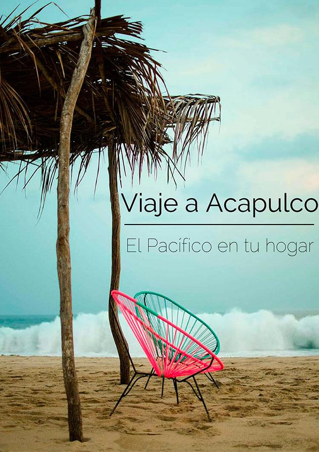 Viaje decorativo Acapulco