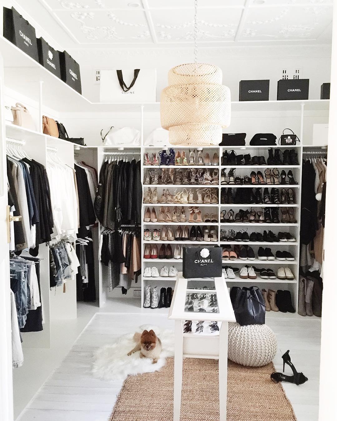 10 trucos para ordenar armarios cambio de ropa - Ordenar armarios ropa ...