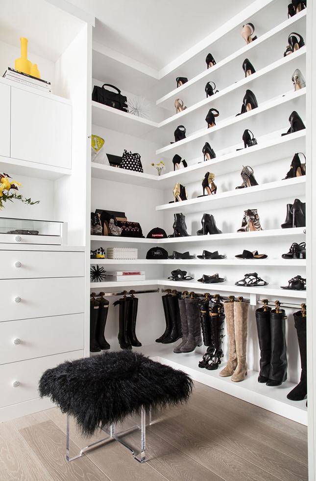 trucos para ordenar armarios y vestidores