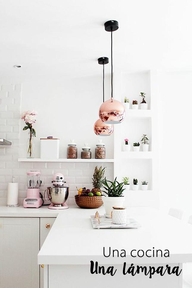 una lmpara para cada cocina lleva tu estilo decorativo fetiche a lo ms alto