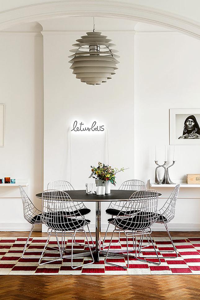 apartamento Mid-Century de Michel Penneman