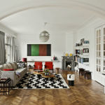 Lifestyle apartamento Michel Penneman Bruselas decoracion