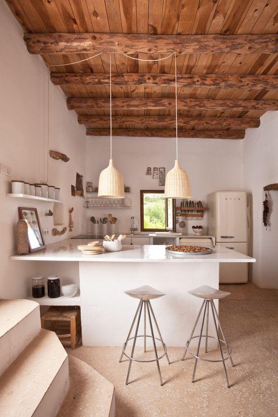 10 consejos para decorar al estilo new rustic tu hogar - Casas provenzales decoracion ...