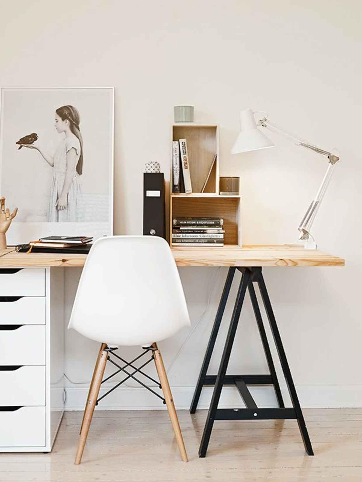 Cool working 7 cosas para decoraci n despacho en casa - Decoracion despachos en casa ...