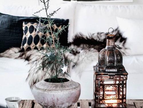 consejos decoracion navidad para casas minimalistas