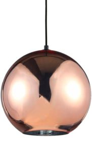 lampara-suspension-ball-bronce