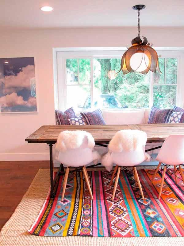 3 pasos gypset para conseguir la decoraci n hippie chic for Decoracion hippie chic