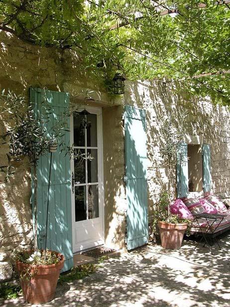 Viaje decorativo a la provenza vacaciones en el campo al - Decoracion francesa provenzal ...
