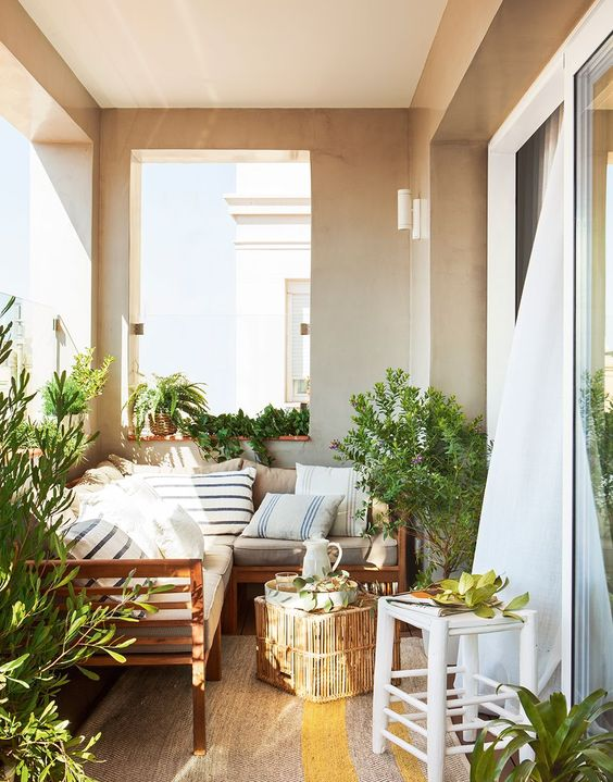Check list c mo decorar una terraza de ensue o en 5 sencillos pasos iconscorner blog de - Alfombras para terrazas ...